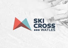 Ski Cross Watles Logo
