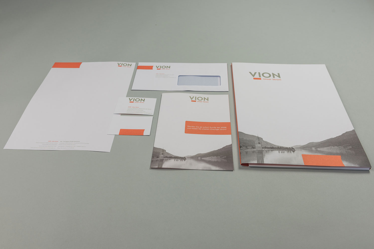 VION Corporate Design